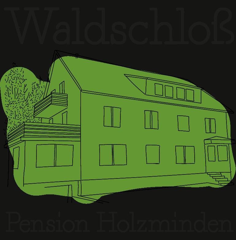 Pension Waldschloß Logo